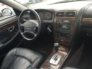 2001 Hyundai XG 300 4Dr Sedan GLS Kingston Kingston Area image 9