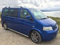 Volkswagen T5 Caravelle 2.5 TDI Executive Bus 4dr (7 Seats)
