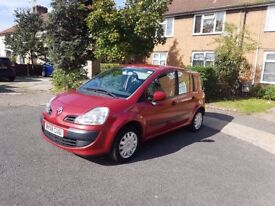 Renault Grand Modus 1.5 dCi good condition, very cheap tax CHEAPEST MODUS