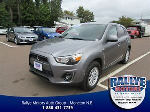 2014 Mitsubishi RVR SE! AWD! Heated! Alloy! ONLY 63K! Trade-In!