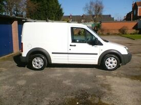 2009 Ford Transit Connect. 1.8 T200 Euro4. 79,728 miles no VAT.