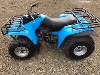 Yamaha YFM250 ATV Farm Quad Bike NO VAT 250cc