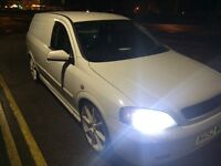 Vauxhall Astra 1.7DTI swaps or sell