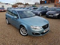 Seat Exeo 2.0 TDI DPF SE ST 5dr, FSH, HPI CLEAR, LONG MOT, EXCELLENT CONDITION, P/X WELCOME