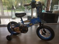 Boys Pirate Bike (suitable for 2-4 year old)