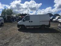 BREAKING CITROEN RELAY PEUGEOT BOXER 2.0 HDI FOR PARTS