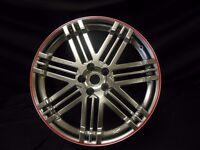 "Range Rover 10"" x 22"" Alloy Wheel Kahn RST USED Single wheel"