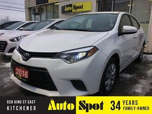 2016 Toyota Corolla CE/MASSIVE INVENTORY CLEAROUT !/PRICED FOR A