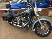 Harley Davidson Heritage for sale or part exchange