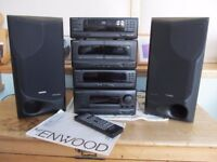 Kenwood UD-90 Stereo system/compact Hi-fi