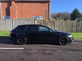 Audi A4 2.0 Black Edition