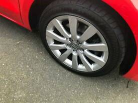 Audi A1 and A3 sports alloys