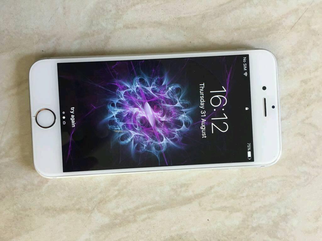 Iphone 6s Silver Vodafone