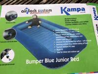 Kid's inflatable bed.