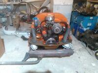 VW Volkswagen Camper Beetle 1641cc Engine Complete