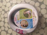 2 in 1 Potette plus potty training seat