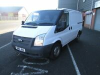 Ford Transit Swb ( crew van ) 61 Plate Years MOT XXXX REDUCED XXXX