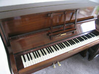 Broadwood small upright piano