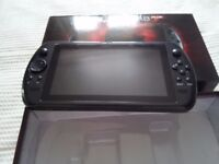Retro Gaming and Multimedia hand held console