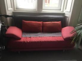 FREE Sofa bed LIGNE ROSET! *needs repaired*