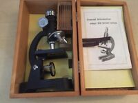 Microscope with slides for Adults / Children