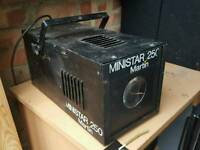 Disco lighting effects minister 250