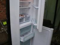 HOTPOINT FRIDGE FREEZER at Haven Housing Trust's charity shop