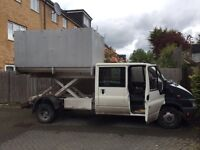 Excellent condition ford tipper