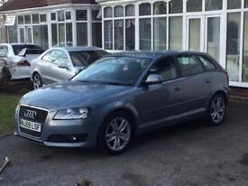 2009 59 Audi A3 1.9 Tdi Sport 5 Door - £30 RD TAX + LONG MOT + CAMBELT DONE