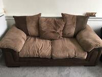 Sofa and coffee table