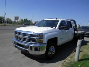 2016 Chevrolet SILVERADO 3500HD LT | Flat Deck | Bluetooth | Goo