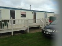 Caravan for hire- skegness