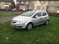 Vauxhall corsa low millig hpi clear 08 plate 5 doors