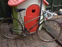 Vintage puch racer nice old bike