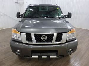 2015 Nissan Titan PRO-4X Leather Navigation Sunroof