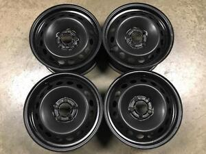 Set of 16 inch 5 X 108, Ford / Volvo