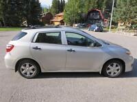2009 Toyota Matrix Hatchback - includes 2 sets of tires on rims