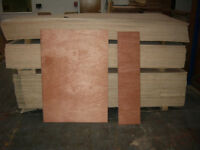 PLYWOOD OFF CUTS - OVER 35 FULL SHEETS WORTH - DELIVERED