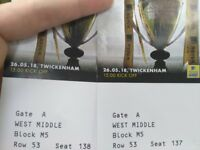 Aviva premiership tickets
