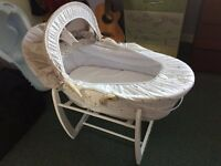 Mamas and Papas Newborn Crib