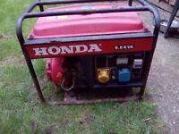 Generator Honda 6.5 kva