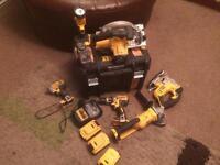 Dewalt bundle tools