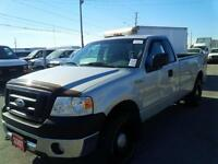 2007 Ford F-150 XL-REGULAR CAB 4x4