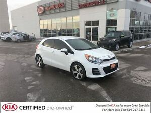 2016 Kia Rio Rio5 SX UVO Automatic - Trade-in