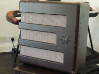 Fender Excelsior tube guitar amp with 15inch speaker. Rare. Pawn shop series