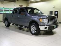 2011 Ford F-150 XLT 4WD CREWCAB GR ÉLECT MAGS