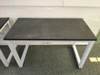 Office Furniture - Lot 1 - Metal Desk & Drawers