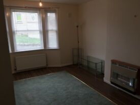Rossend terrace large 3 bed flat