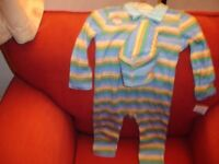 Boys Baby Grow Set---Brand New with Tags