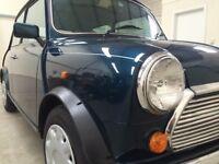 Pristine Mini Mayfair 1275cc